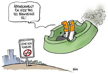Risques de fumer pot